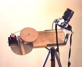 A Simple Motorized Barn Door for Affordable Astrophotography