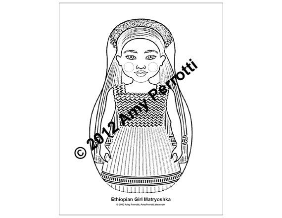 9 best images about ethiopian culture on pinterest for Ethiopian coloring pages