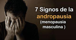 7 Signos y síntomas de la andropausia (la menopausia masculina)