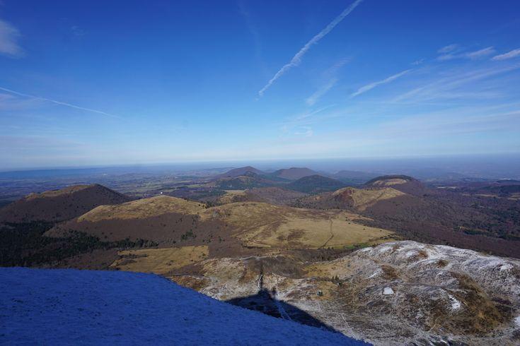 On top of a volcano - Puy de Dôme Clermont-Ferrand France [OC] [6000x4000] http://ift.tt/2BsSTaa