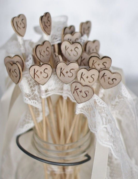 Personalized Wedding Wands, engraved wedding decor, Valentines day wedding decor#valentines day