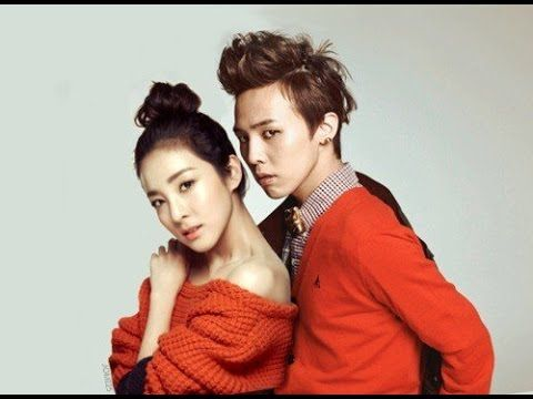 Sandara Park and G-Dragon Would Make The PERFECT Celebrity Couple