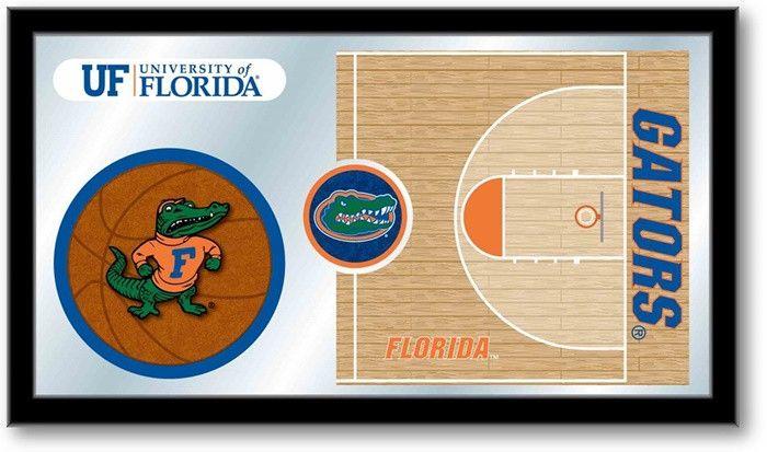 Florida Gators Basketball Team Sports Mirror at SportsFansPlus.com. Visit website for details!