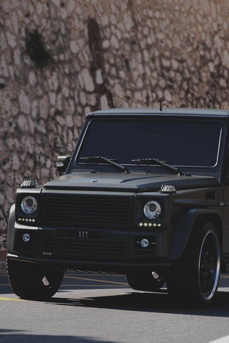 Matte black g wagon xo lisapriceinc g wagon for Mercedes benz matte black g wagon