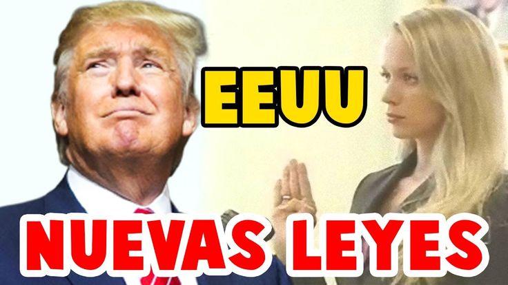 DEPORTACIONES DE INMIGRANTES 2017, NUEVAS LEYES DE DONALD TRUMP, NOTICIA...
