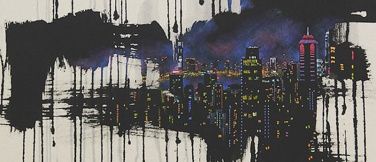 cityscapes_painted_in_brushstrokes_Jieun_Park_bb