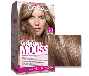 This covers the grey for weeks and is so easy to use... Plus on my dark brunette hair it's a nice light brown.