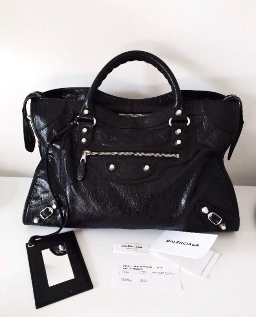 Balenciaga bag I bought this bag! I absolutely love it!!JD