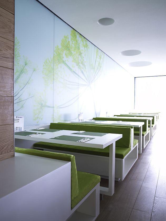 CASAS Minimalistas: Nat. Restaurante, Eins Arquitectos