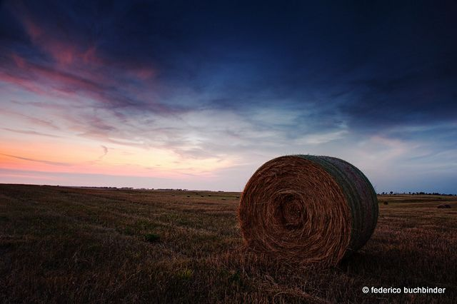 Just another twilight in the fields | Flickr - Photo Sharing!