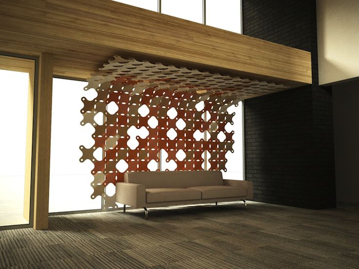 Stunning Lego Like Tiles Let You Create New Rooms In A Snap Workplace DesignBuilding MaterialsRoom