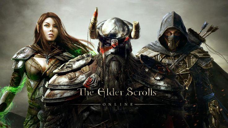 nice Ya es posible la primera versión de The Elder Scrolls Online en PS4 y Xbox One