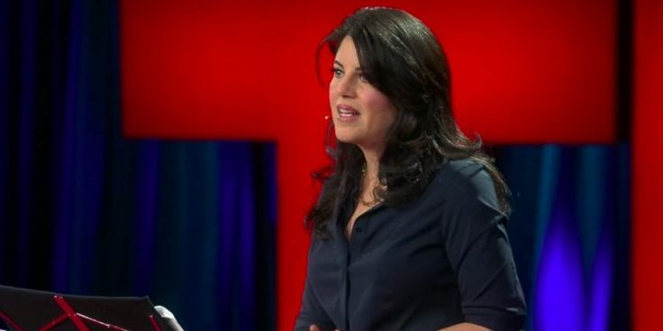 """At the age of 22, I fell in love with my boss. At the age of 24, I learned the devastating consequences.""  That's how Monica Lewinsky began her much-anticipated TED Talk on March 19, according to TED Blog."