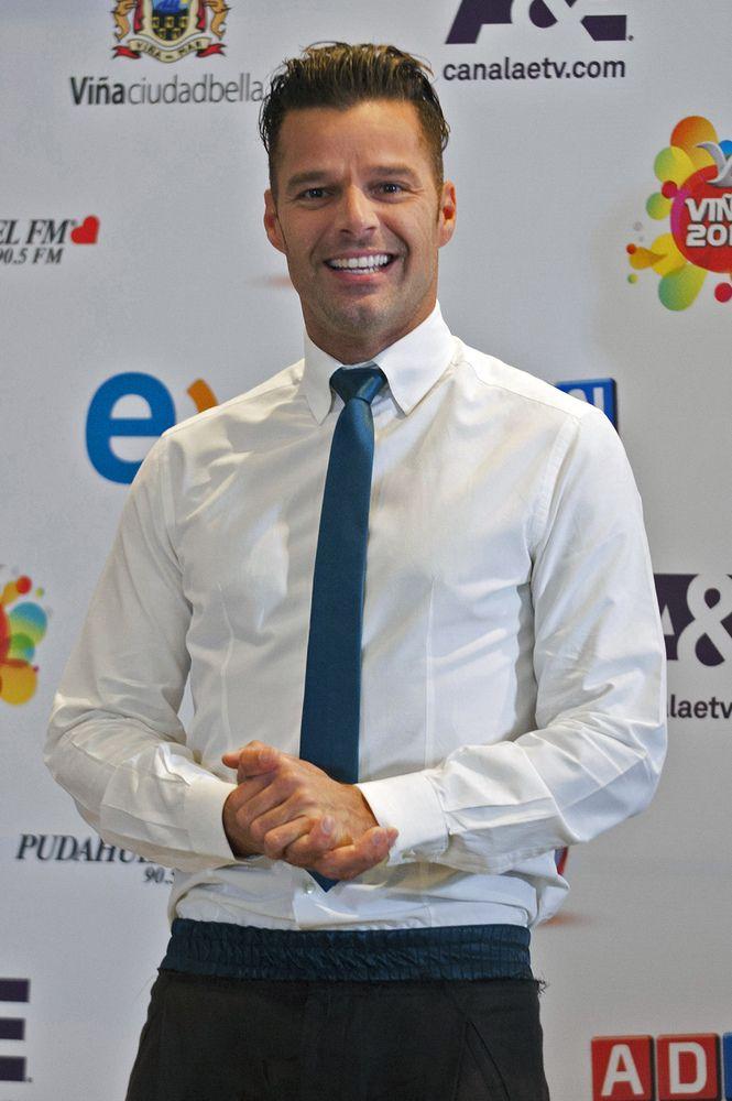 Ricky Martin brilló en la apertura del Festival de Viña del Mar 2014 ...
