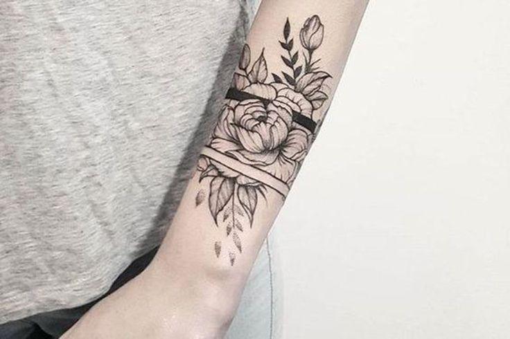 80 idées de tatouages sur le bras à piquer