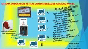 Kit alambricos de gestión de turnos - Huancayo - avisos y anuncios clasificados gratis en Perú