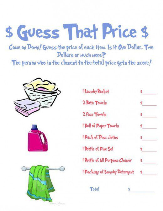 Pass out a checklist like the one above to all of the guest. Ask them to grab their purses and get ready.   The players will then dig through their purse searching for all of the items on the list.   When all players are ready you will take turns...