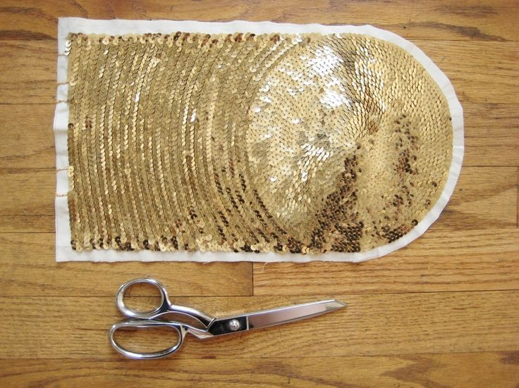 Make This - Sequin Clutch - Part1 - Luxe DIY - How Did You Make This?