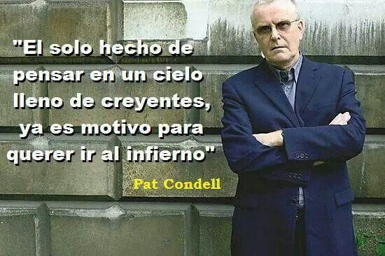 Pat Condell