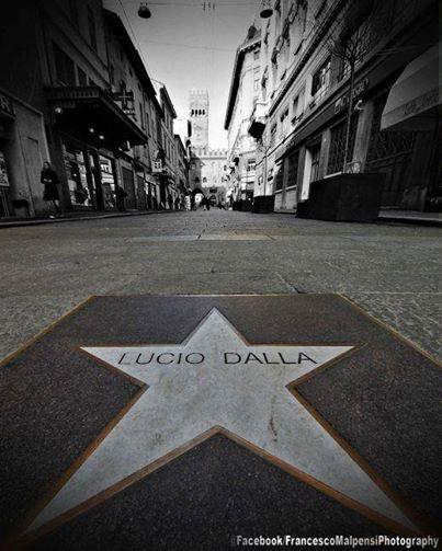 Bologna, Lucio Dalla, foto di Francesco Malpensi Photography