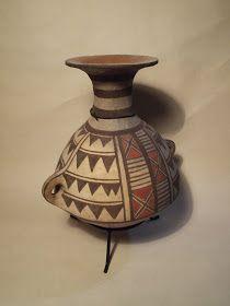 Tupé: cerámica precolombina