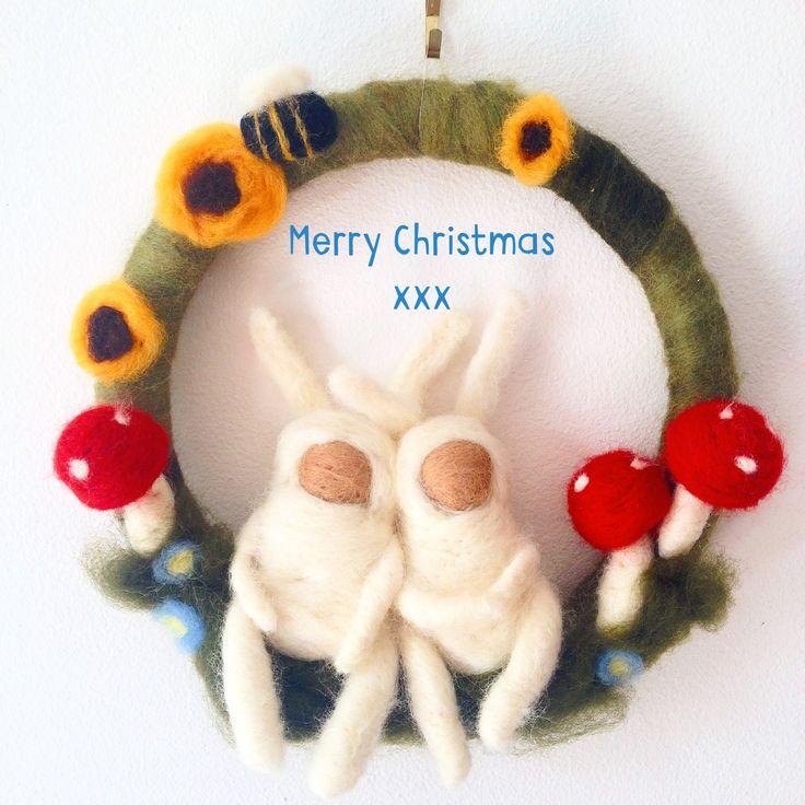 Merriest Christmas Wishes ♥ Radish and Ruth