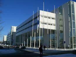Univercity of Jyväskylä. Agora building.