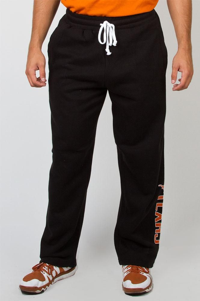 Lounge in your new favorite sweat pants and represent the Texas Longhorns…