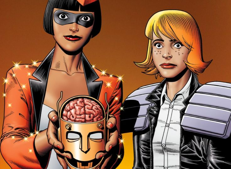 The New Doom Patrol Is Good And Freakin Weird Just Like Its Supposed To