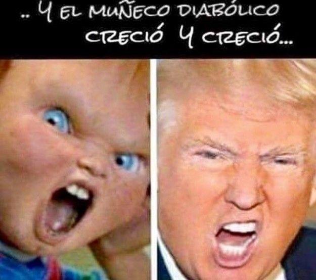 No. No es una broma. Donald Trump es presidente de Estados Unidos. | 17 Imágenes tristes sobre la toma de protesta de Trump que de alguna forma te harán reír