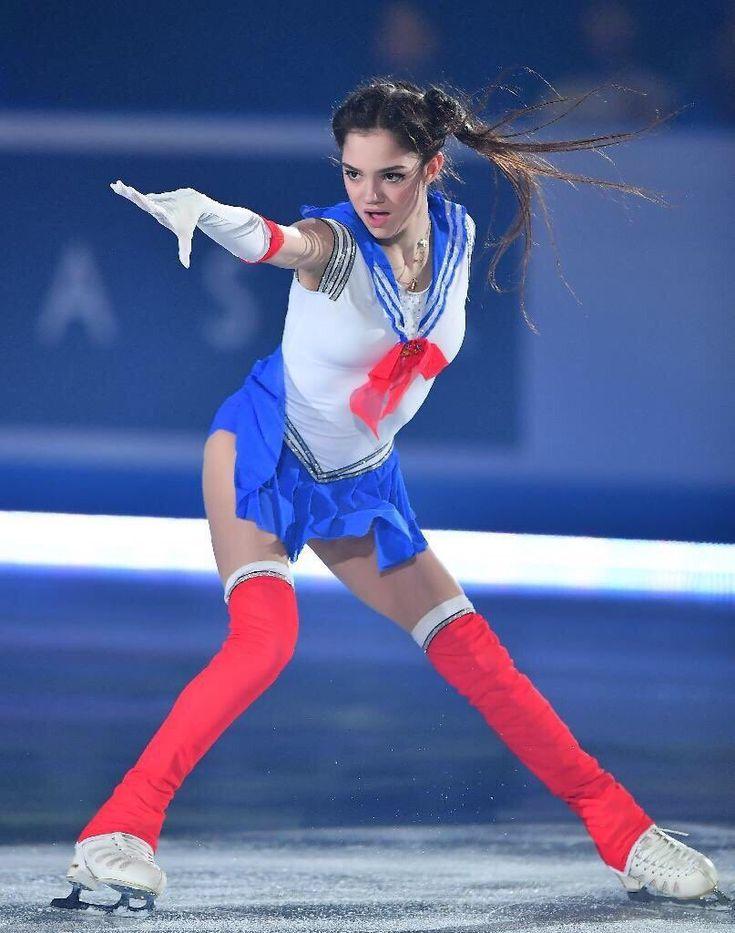 Evgenia Medovedeva(Russia)
