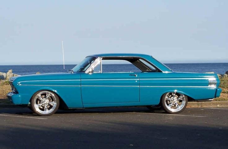1964 Ford Falcon Futura Hardtop. Owner & photo: Mark Nash.