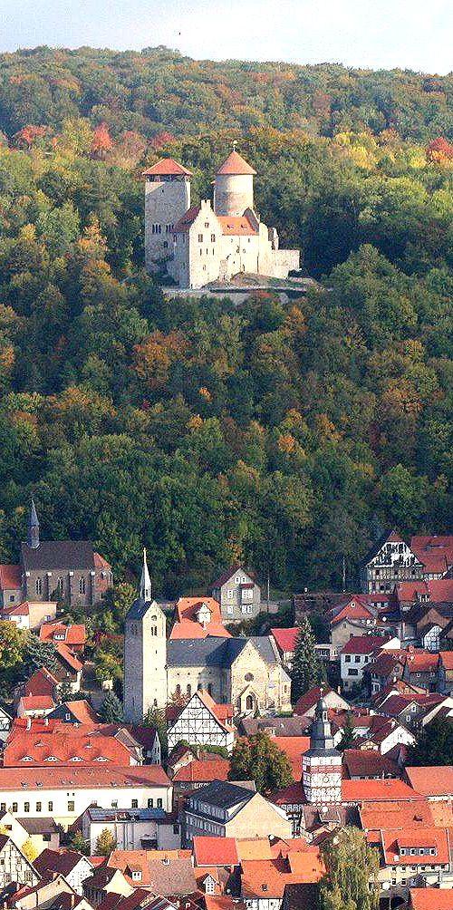 Burg Normannstein, 99830 Treffurt, Wartburgkreis district, Thuringia, Germany - www.castlesandmanorhouses.com