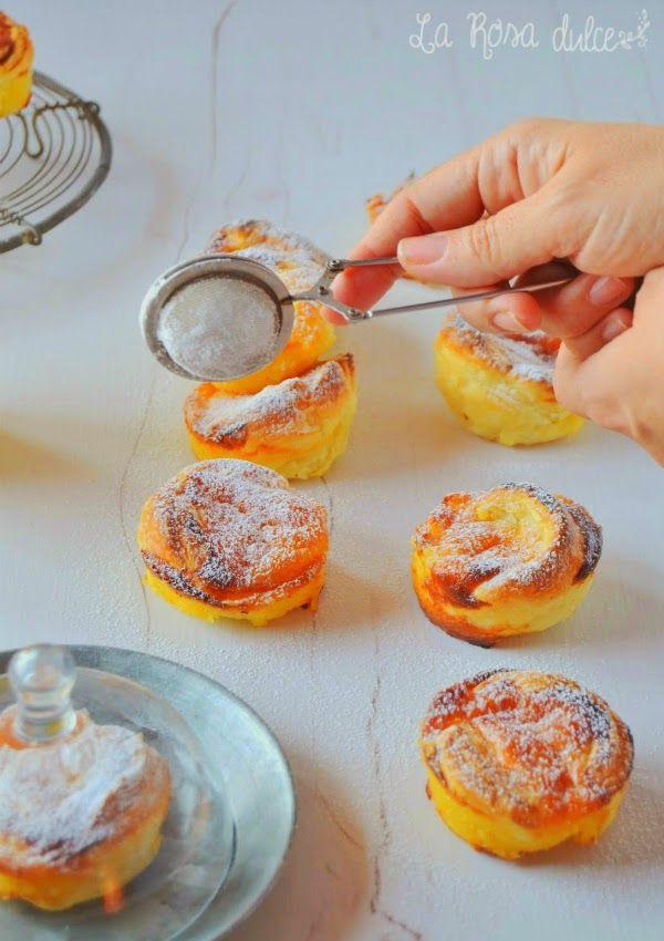 Es uno de los pasteles más famosos de Portugal.     Los probé en Lisboa, en la pastelería donde tienen la receta original y secret...