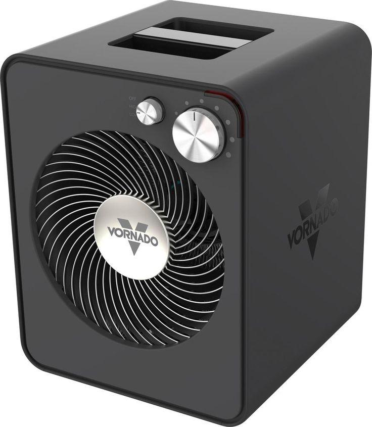 Vornado - Electric Fan Heater - White