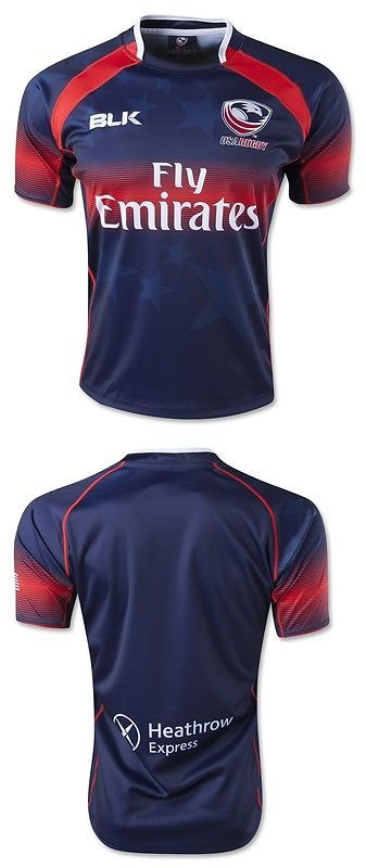 Rugby 21563: Usa Rugby Sevens Shirt 2014 15 Size Xxl Bnwt -> BUY IT NOW ONLY: $29.99 on eBay!