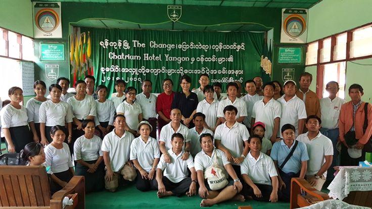 CHATRIUM HOTEL ROYAL LAKE YANGON'S DONATION EVENT FOR NEW SCHOOL BUILDINGS AND WATER TANKS AT THA BAUNG TOWNSHIP, AYEYARWADY DIVISION - http://www.thaimediapr.com/chatrium-hotel-royal-lake-yangons-donation-event-for-new-school-buildings-and-water-tanks-at-tha-baung-township-ayeyarwady-division/   #ประชาสัมพันธ์ #ข่าวประชาสัมพันธ์ #ฝากข่าวประชาสัมพันธ์ #ฝากข่า�