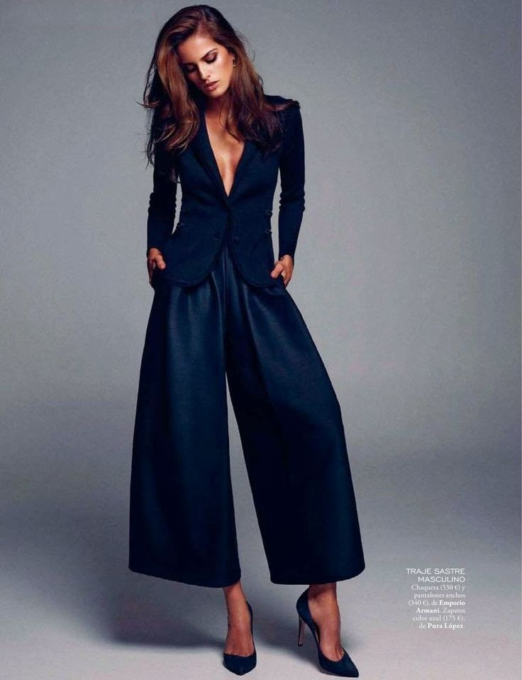 Izabel Goulart - Elle Magazine, Spain, September 2014