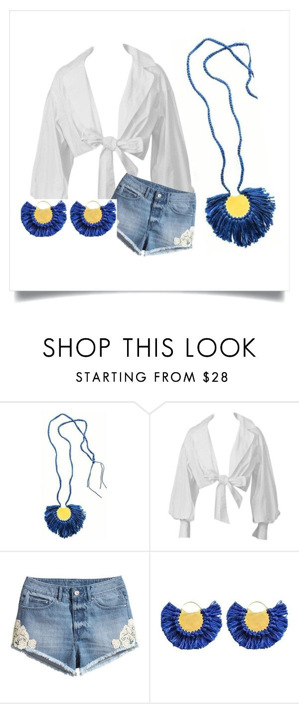 """""""Summer must have items!!!!"""" by fashion-784 on Polyvore featuring Ricardo Rodriguez and H&M"""