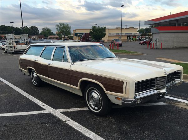 Cohort Capsule: 1970 Ford LTD Country Squire – The Almost Peak Country Squire Experience