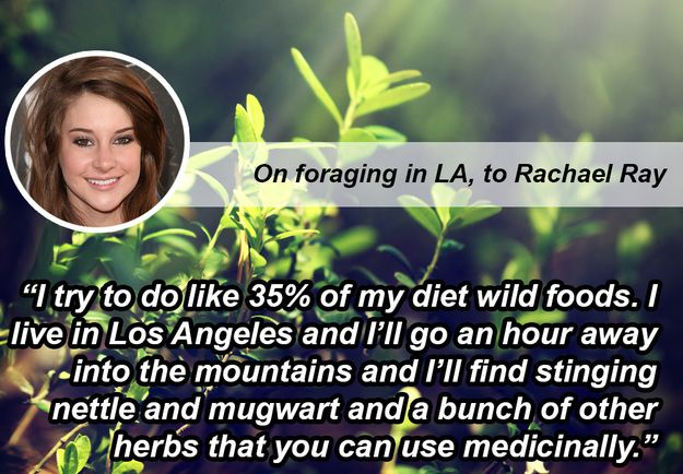 The 9 Most Wonderfully Hippie Things That Shailene Woodley Has Said