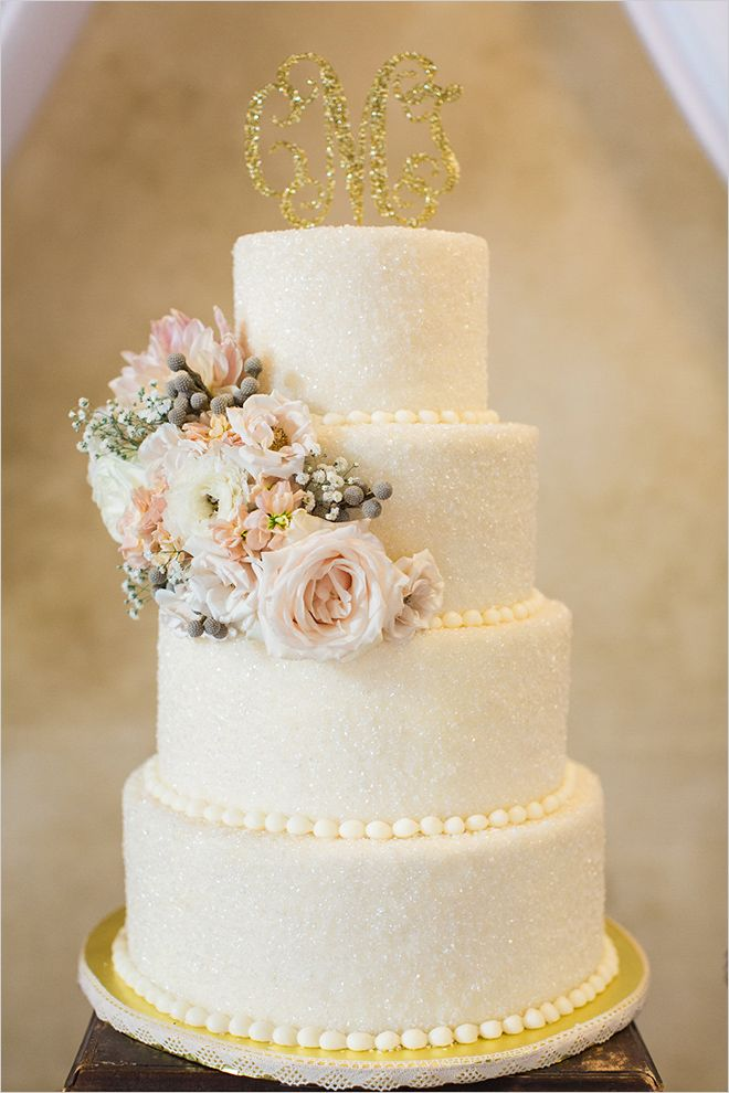 white wedding cake with gold glitter white glittering wedding cake with gold glitter cake 27412