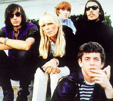 The Velvet Underground band!
