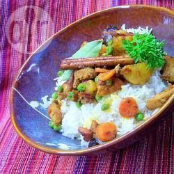 Indiase kip curry @ allrecipes.nl
