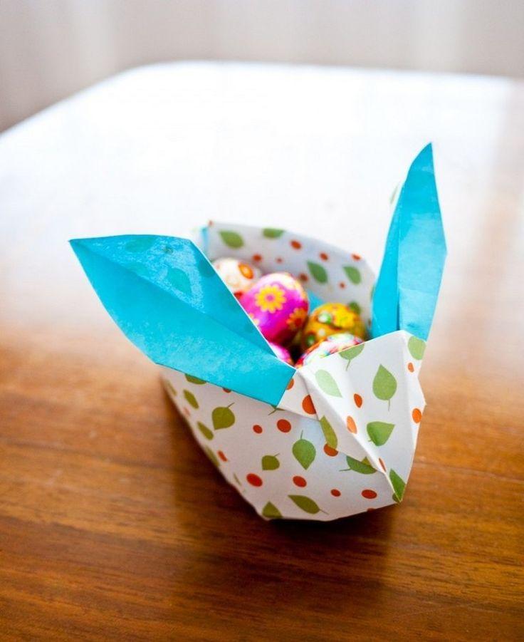 ber ideen zu origami hase auf pinterest origami anleitungen oster dekor und hase. Black Bedroom Furniture Sets. Home Design Ideas