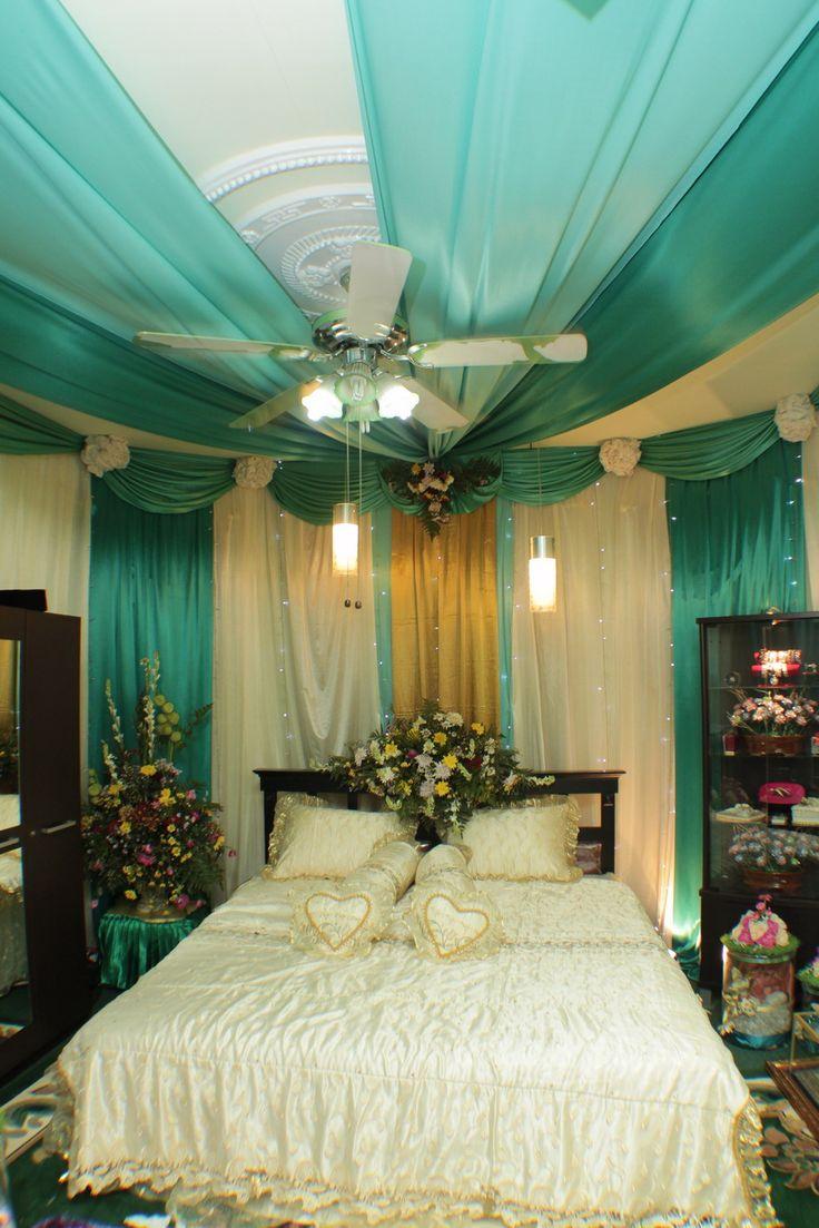 50 best wedding room decoration images on pinterest for Dekorasi kamar