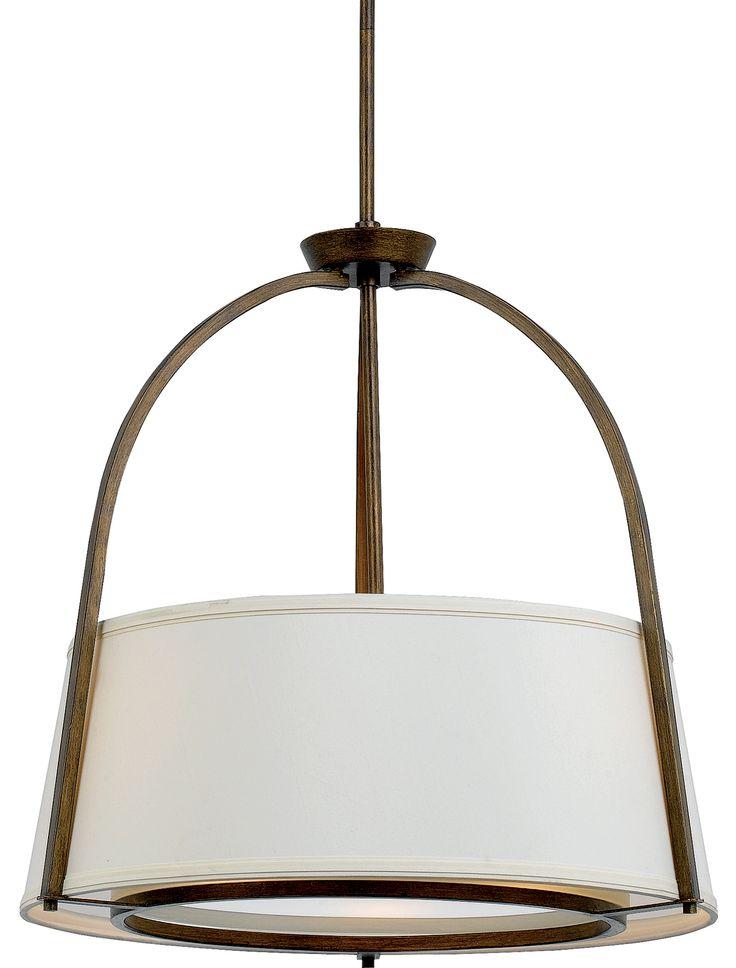 Quoizel Yates Modern Contemporary Pendant Light