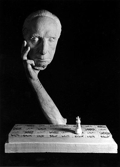 zoopat: Marcel Duchamp Cast Alive (Marcel Duchamp and Alfred Wolkenberg,1967)