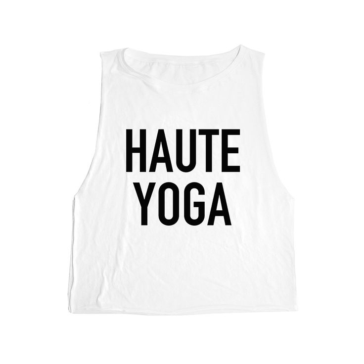 Emi Jay   Haute Yoga Tee