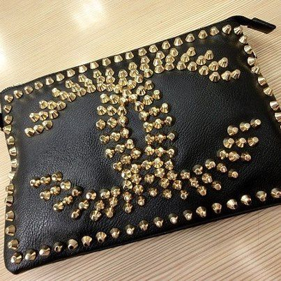 Studded Chanel